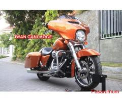HD Streetglide 2014 Amber Whisky->Motor