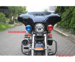 BRAND NEW HD ELECTRA POLICE 2015->Motor