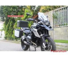Brand new BMW R1200GS vin 2016 TRIPLE BLACK K50 Eurospec lowsus (versi asia) full option->Motor
