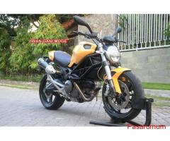 Ducati Monster 795 Kuning (warna asli) 2012 FP