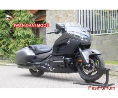 Goldwing F6B 2015 Grey Eurospek gigi mundur