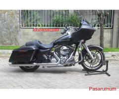HD RG Special 2015 Black denim jalan 600 mile