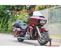 Brand new HD Roadglide Ultra 2016 warna Red velocity->Motor