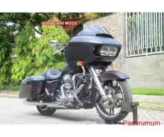 HD RG Special 2015 Black denim jalan 600 mile->Motor