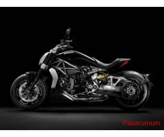 Brand new Ducati X Diavel S 2016
