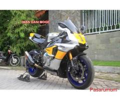 All new Yamaha R1 2016 BPKB fulvar->Motor
