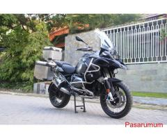 Brand new BMW R1200GSA K51 2017 Triple black