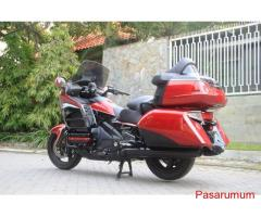 Honda Goldwing 40th Anniversary 2015